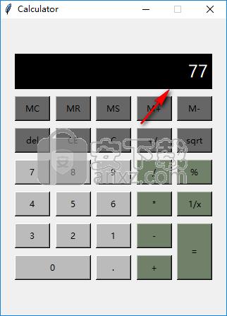 calculator(简易计算器)