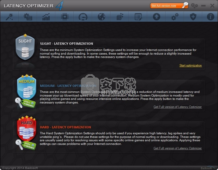 Latency Optimizer(下载延迟优化器)