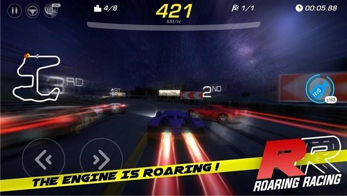 咆哮的赛车(3)