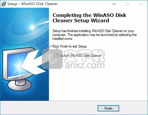 WinASO Disk Cleaner(电脑系统磁盘垃圾文件清理工具)