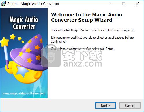 Magic Audio Converter(音频格式转换器)