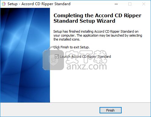 Accord CD Ripper Free(CD翻录工具)