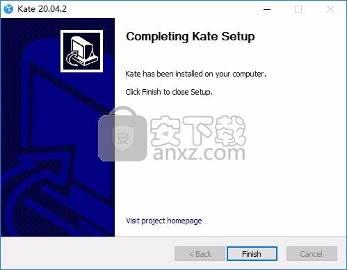 Kate(高级文本编辑器)