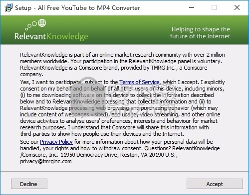 YouTube to MP4 Converter(YouTube转MP4工具)