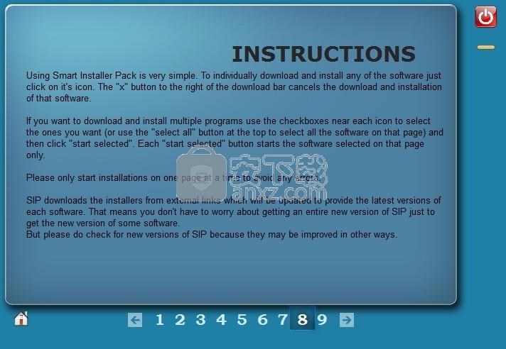 Smart Installer Pack(新系统常用工具安装数据包)