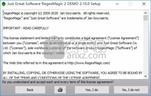 RegexMagic(正则表达式创建工具)