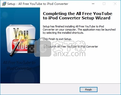 YouTube to iPod Converter(YouTube至iPod转换器)