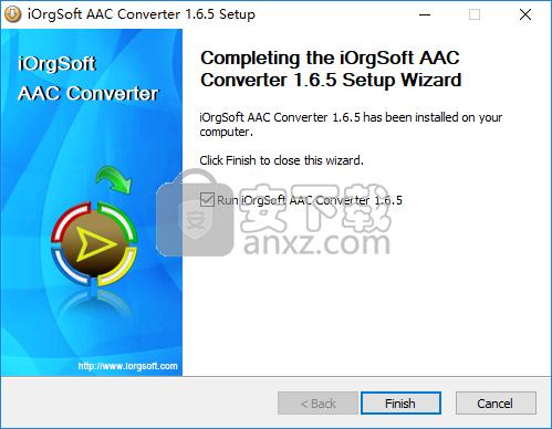 iOrgSoft AAC Converter(AAC音频格式转换器)