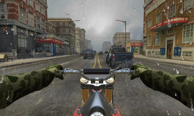 摩托车骑手(motor rider)(2)