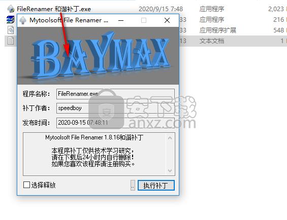 Mytoolsoft File Renamer(批量重命名软件)