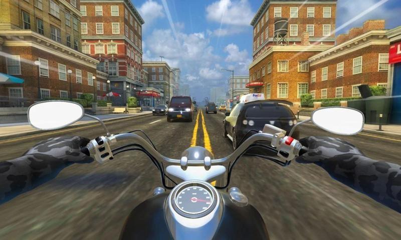 摩托车骑手(motor rider)(4)