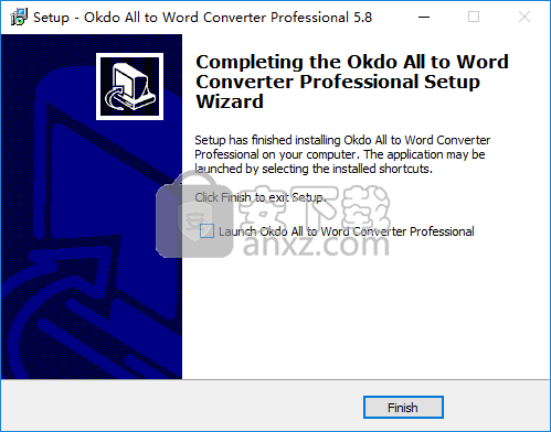 Okdo All to Word Converter Professional(Word文档转换器)