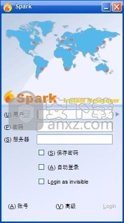 Spark(多功能网络通讯聊天客户端)
