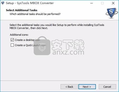 SysTools MBOX Converter(多功能邮件格式转换器)