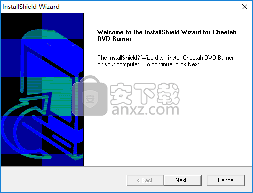 Cheetah DVD Burner(DVD刻录工具)