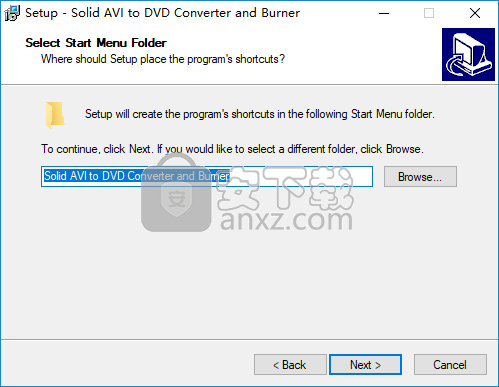 Solid AVI to DVD Converter and Burner(DVD光盘刻录工具)
