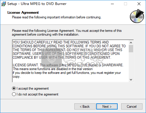 Ultra MPEG to DVD Burner(DVD转MPEG转换器)