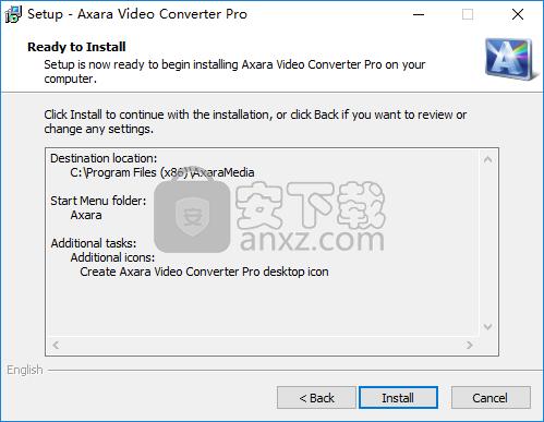 Axara Video Converter(全能视频转换器)