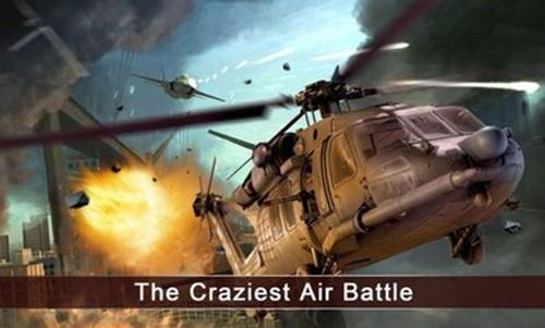 皇牌突袭武装直升机空战(4)