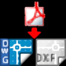 Any PDF to DWG Converter(pdf转dwg格式转换器)