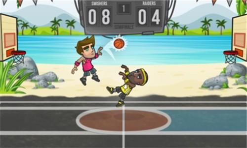 篮球战役(3)