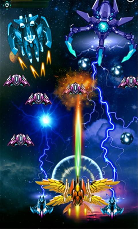太空射击:银河攻击(1)