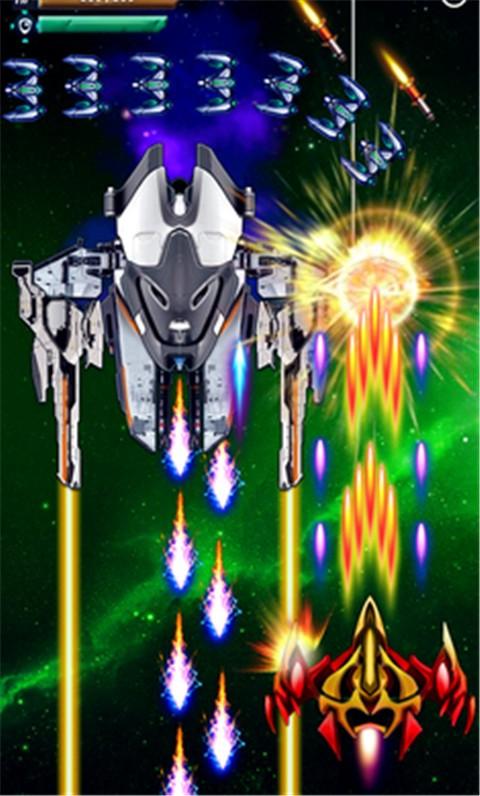 太空射击:银河攻击(2)