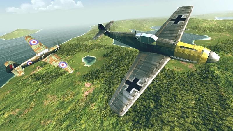 浴血战机:二战空战(4)