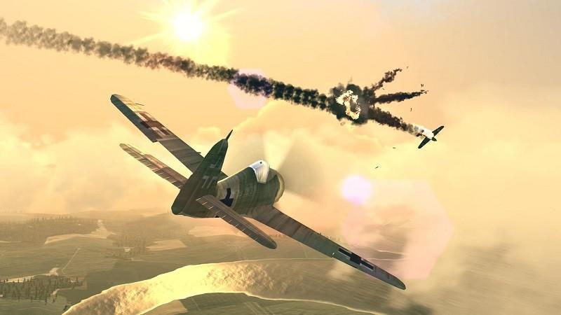 浴血战机:二战空战(1)