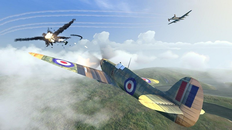 浴血战机:二战空战(5)
