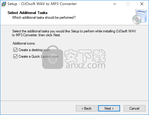 OJOsoft WAV to MP3 Converter(WAV转MP3转换器)