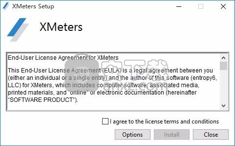 XMeters(任务栏系统监视工具与统计信息)
