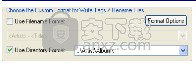 MP3 Tag Tools(mp3标签编辑器)