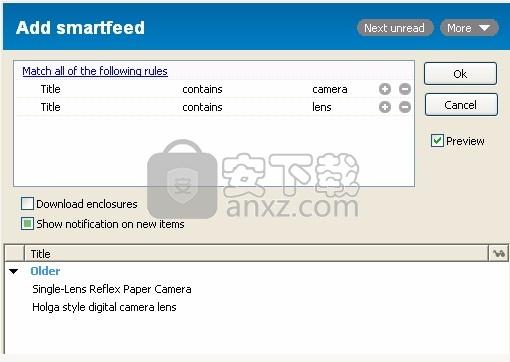 FeedReader(多功能RSS聚合器)