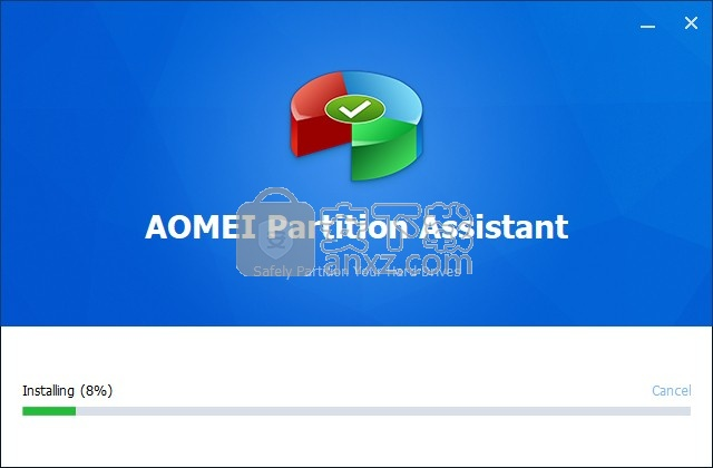 AOMEI Partition Assistant(傲梅分区助手)