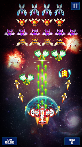 银河之战:深空射手(1)