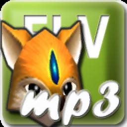 Bluefox FLV to MP3 Converter(flv转mp3转换器)