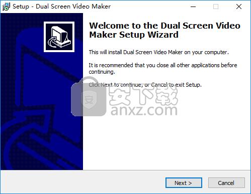 双屏视频制作器(Dual Screen Video Maker)