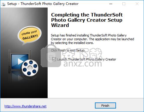 ThunderSoft Photo Gallery Creator(影集制作工具)