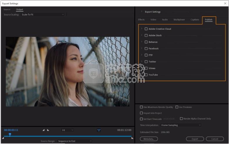 Media Encoder CC 2018(音频与视频编码工具)