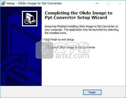 Okdo Image to Ppt Converter(图片转PPT转换器)