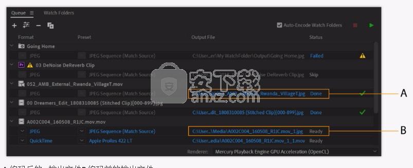 Adobe Media Encoder CC 2014(音频与视频编码工具)