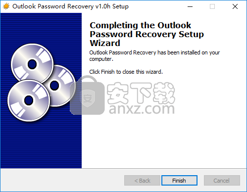 Outlook Password Recovery(Outlook密码恢复软件)
