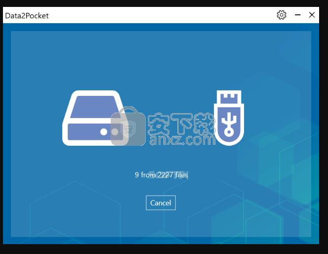 Data2Pocket(多媒体文件转移U盘工具)