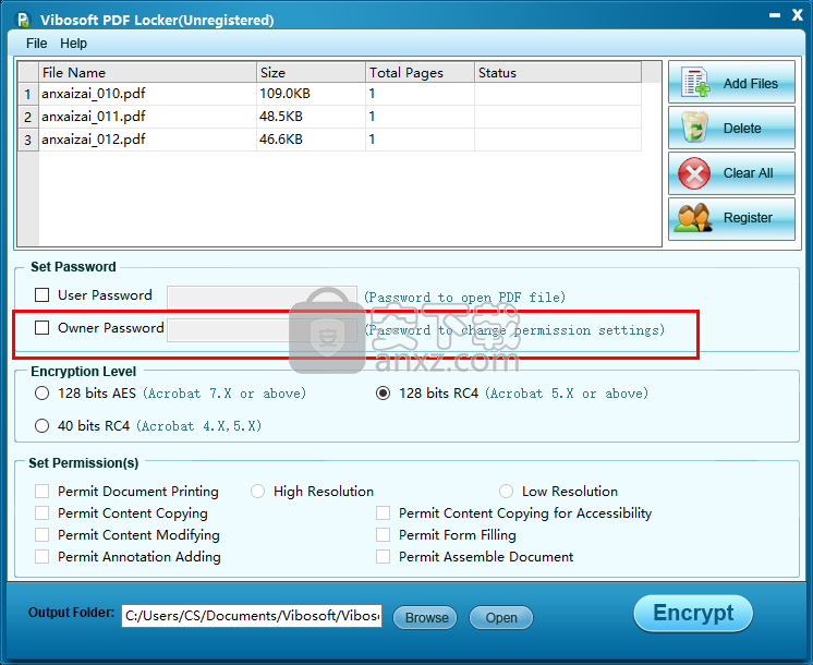 Vibosoft PDF Locker(PDF加密软件)