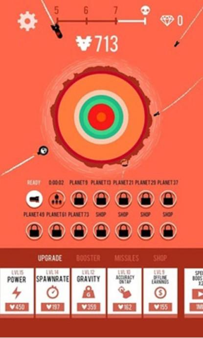星球轰炸机(4)
