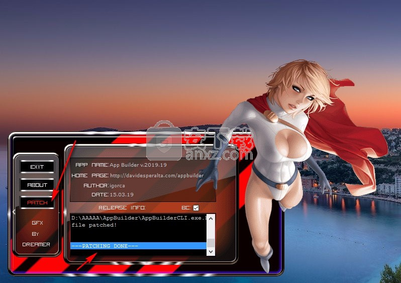 web可视化开发软件(App Builder)