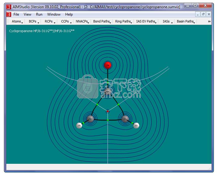 AIMAll Pro(量子化学软件)