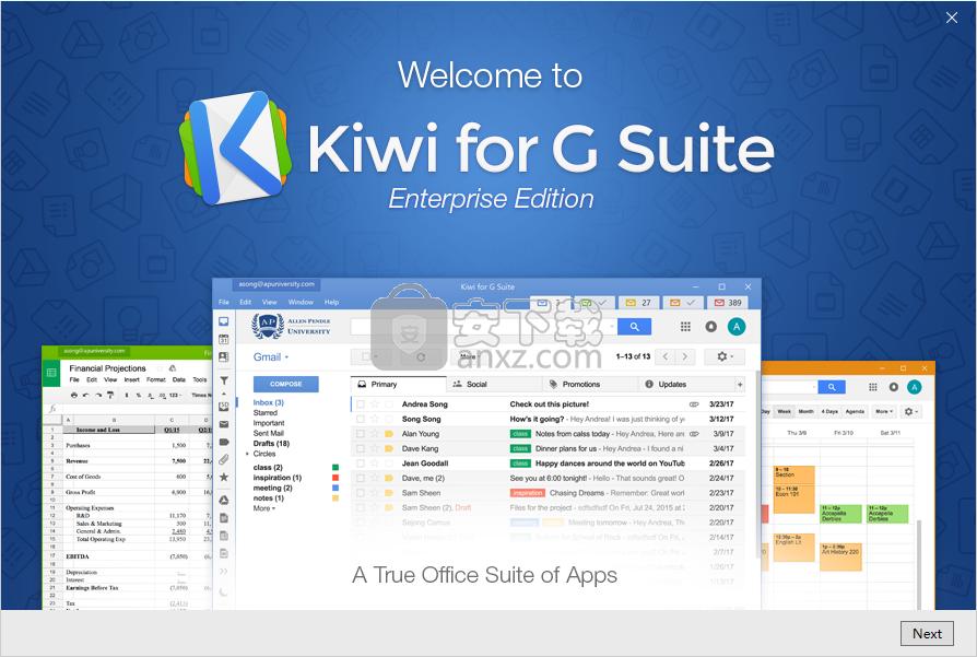 Kiwi for Gmail 2.0(gmail邮件客户端)