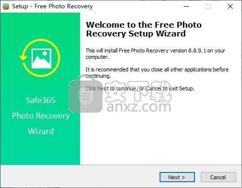 Free Photo Recovery(免费照片恢复软件)